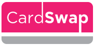 Card Swap logo - Gift Card Advantage program to Trade in partially redeemed or unused gift cards