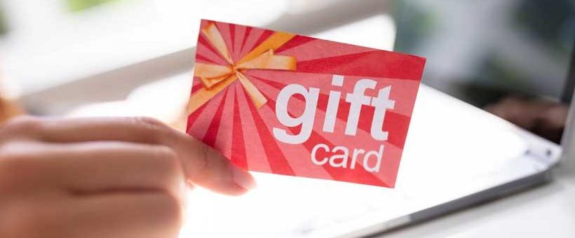 Easily Exchange Unused Gift Cards