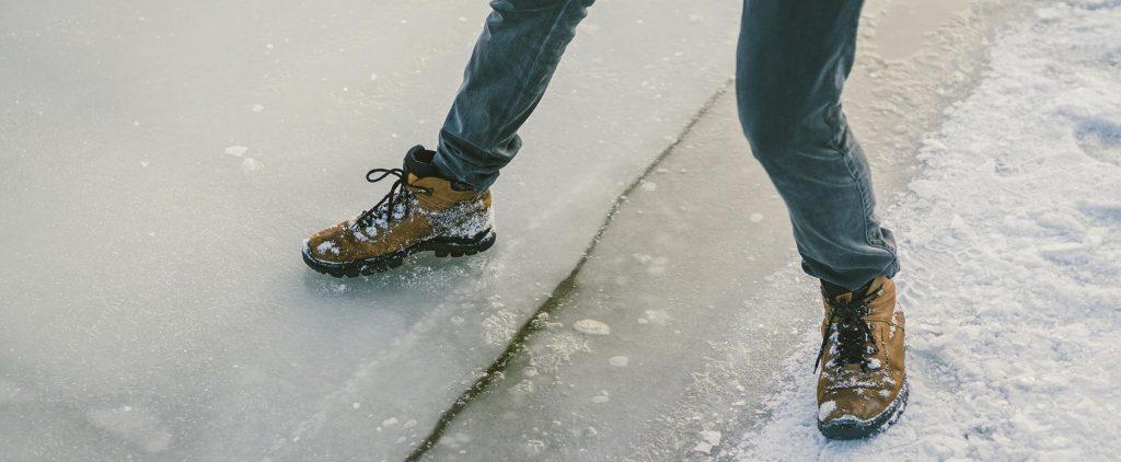 Ice accidents